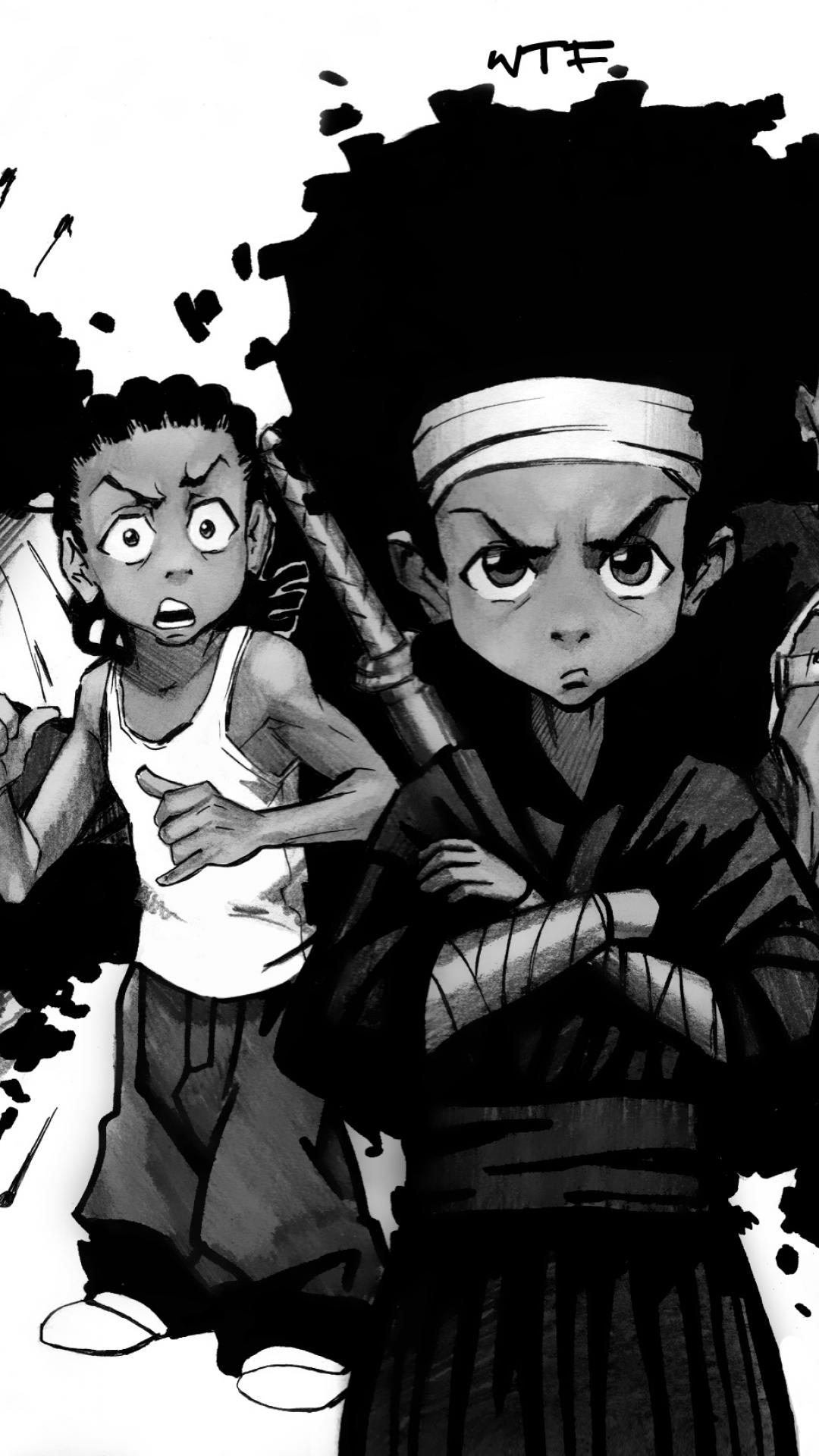 The Boondocks Wallpaper , 45+ Pictures