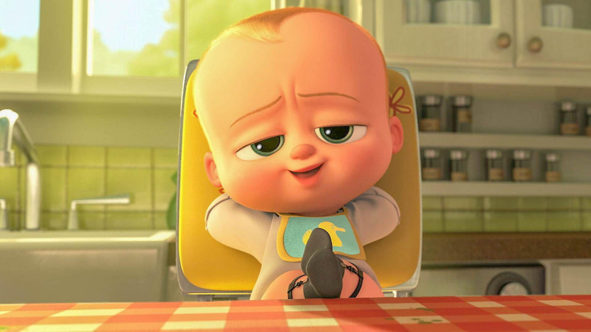 The Boss Baby Wallpaper Posted By John Thompson