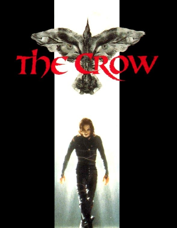 The Crow Wallpaper Hd Posted By Michelle Simpson