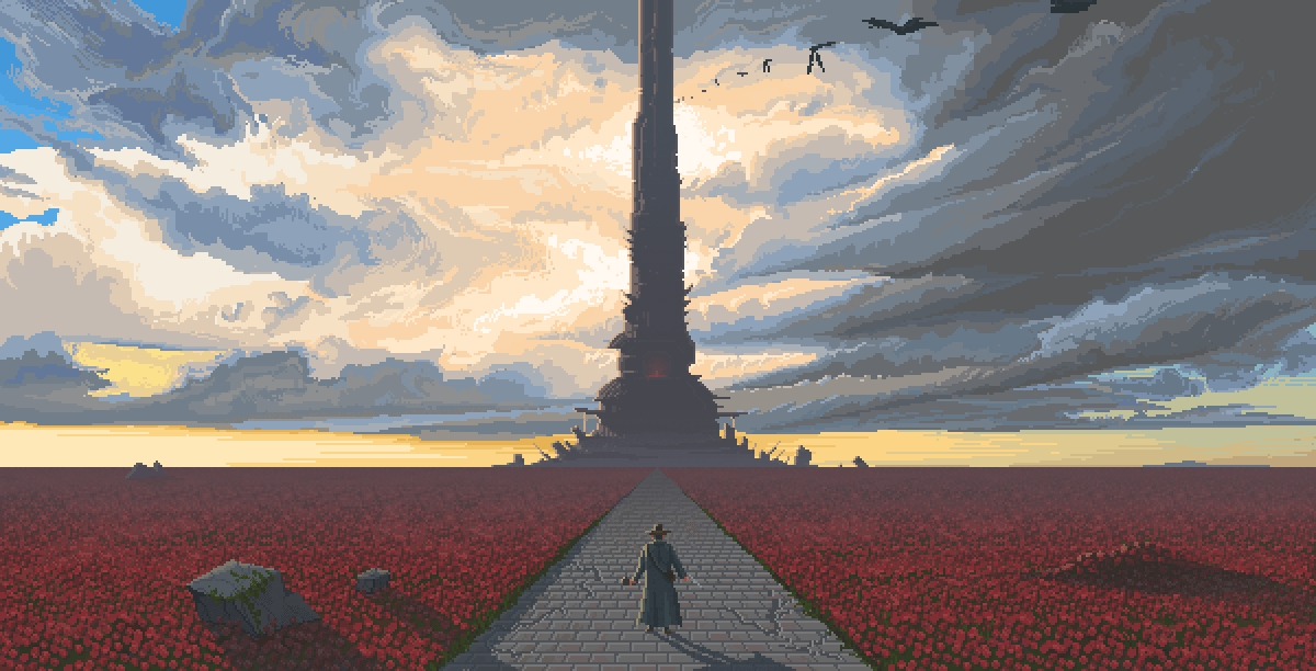 The Dark Tower Wallpaper Posted By Michelle Anderson