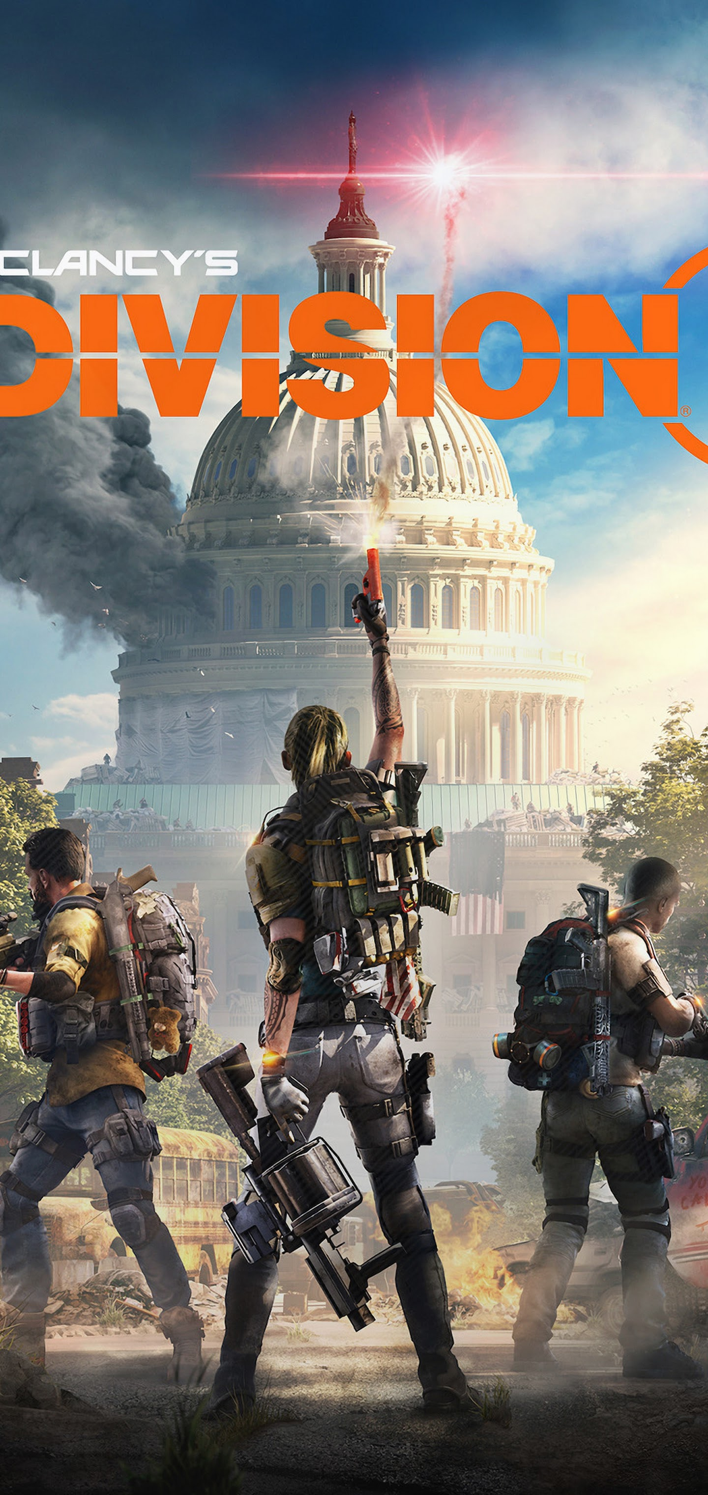The Division 2 Mobile Wallpaper Posted By Sarah Peltier