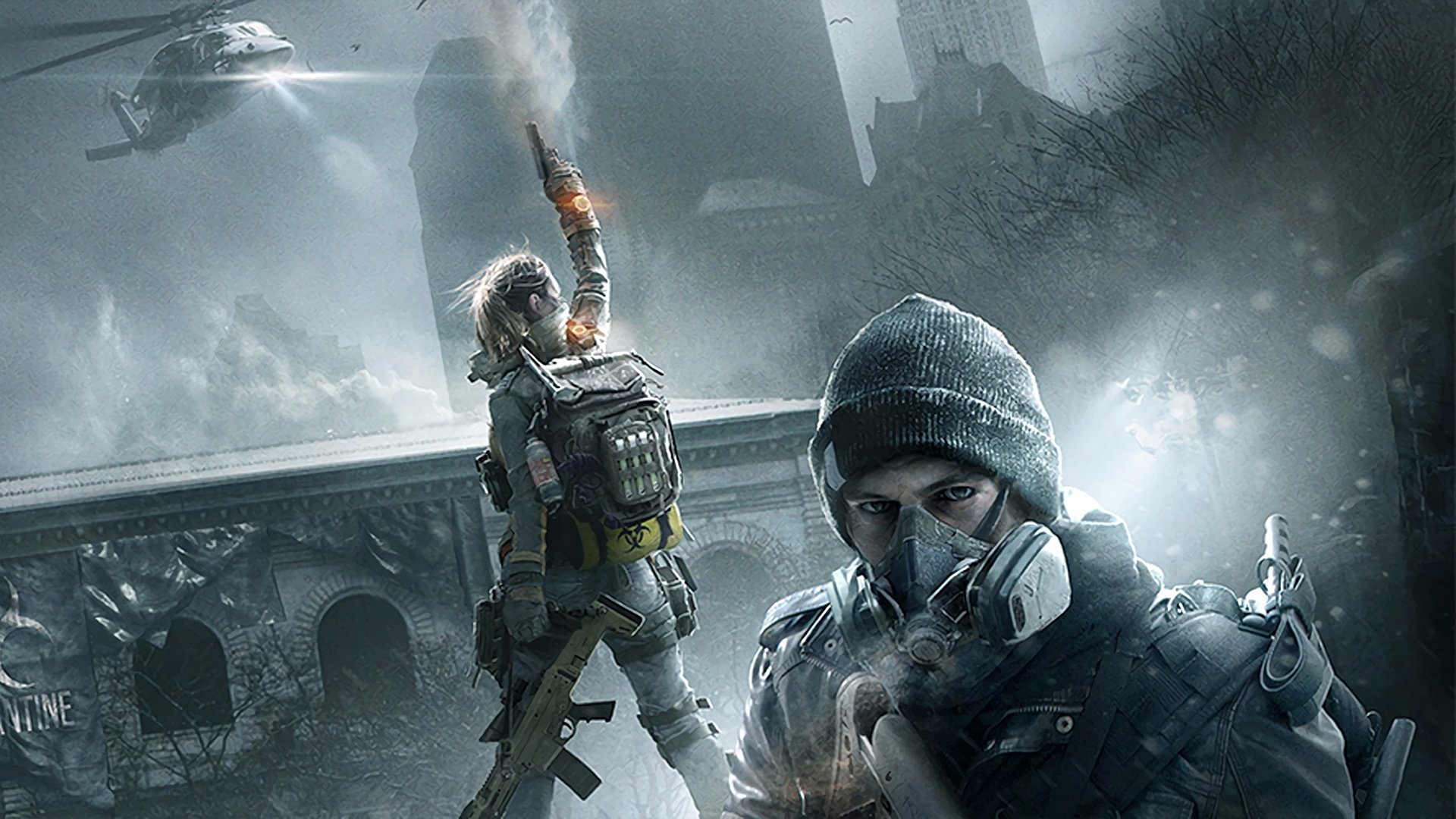 The Division 2 Wallpaper 1920x1080 Posted By Ryan Johnson