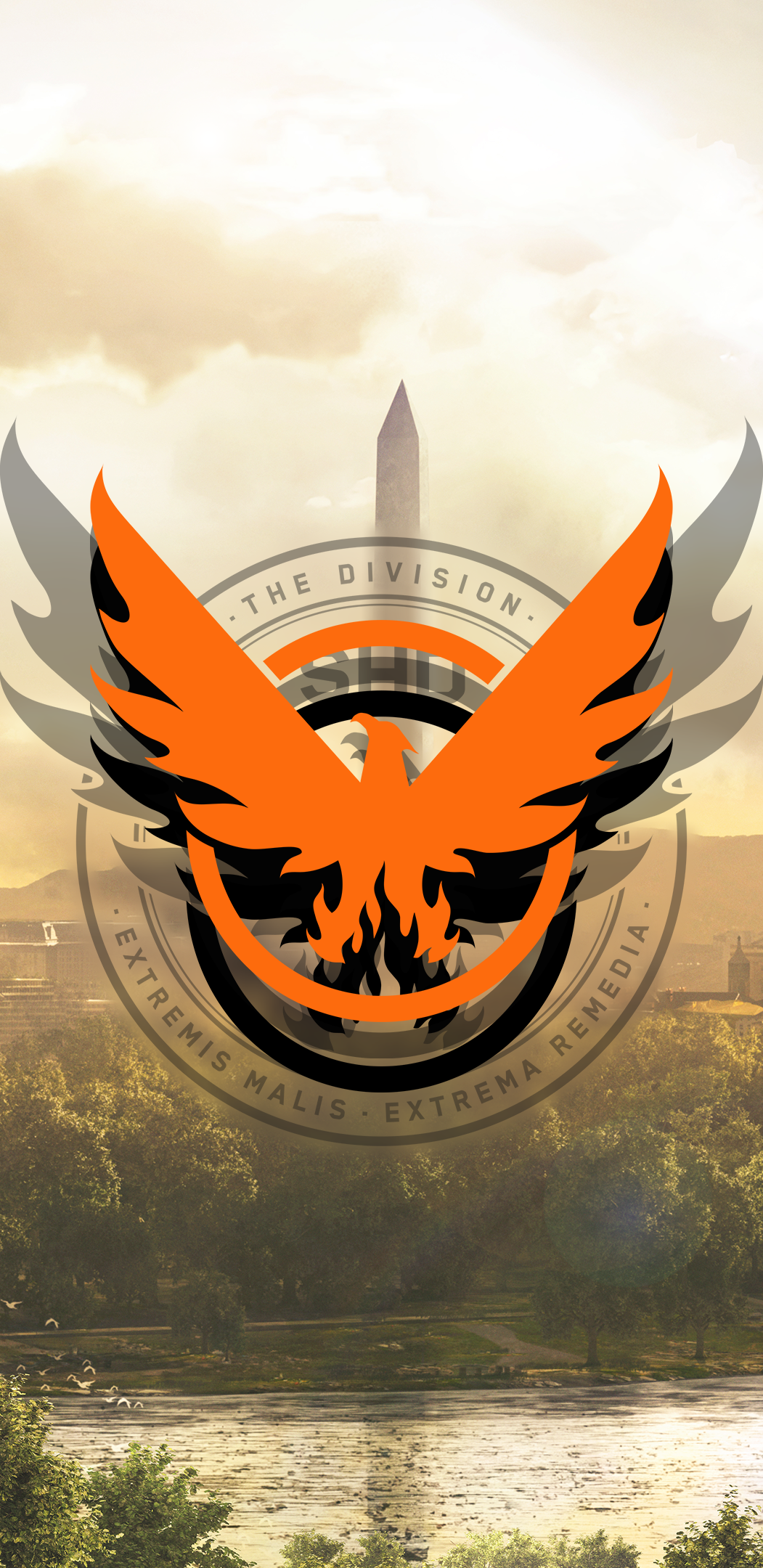 The Division Phone Wallpaper Posted By Ethan Tremblay