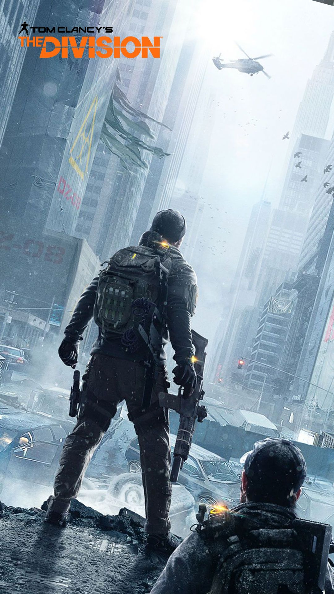 The Division Wallpaper Iphone Posted By Michelle Tremblay