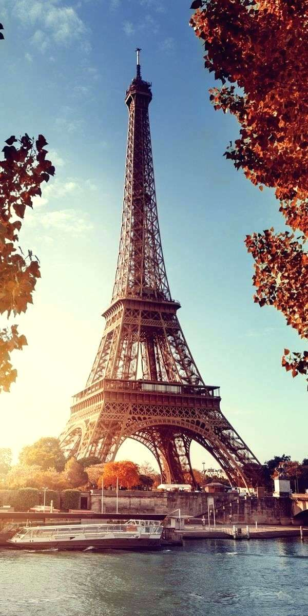 The Eiffel Tower Wallpaper Posted By Sarah Peltier