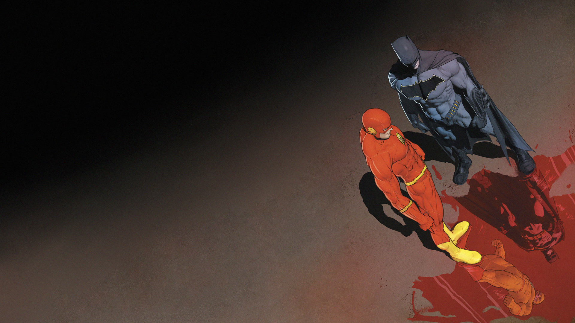 The Flash Background Hd Posted By Christopher Thompson
