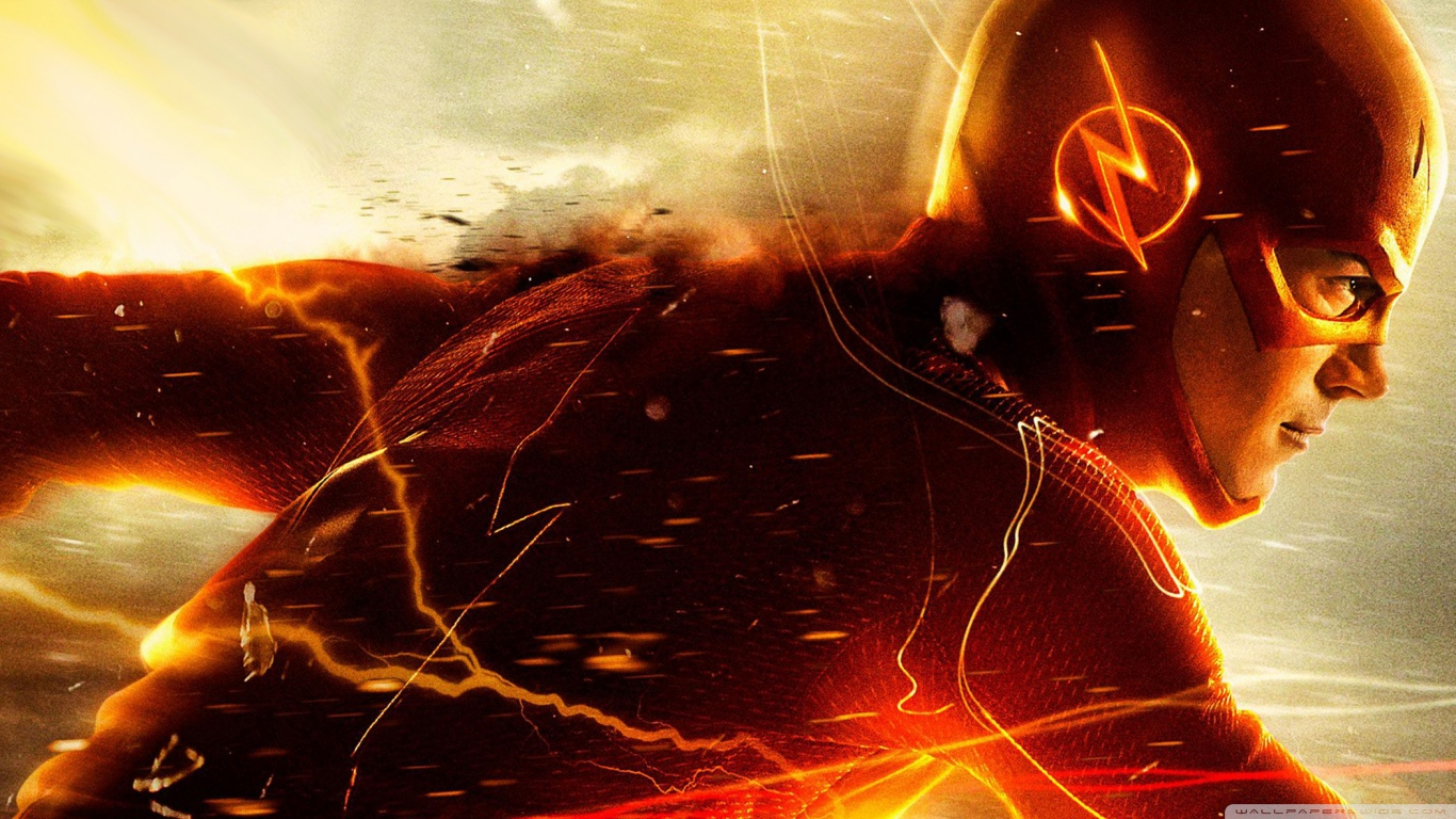 The Flash Backgrounds