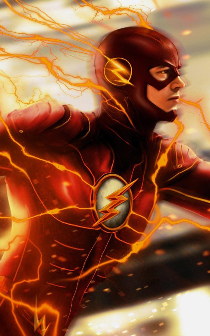 The Flash Wallpaper For Android Posted By Michelle Johnson