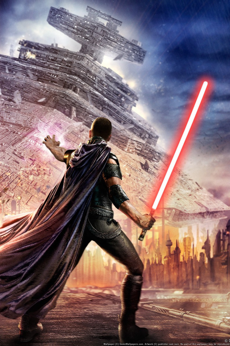 The Force Unleashed Wallpaper Posted By Christopher Johnson