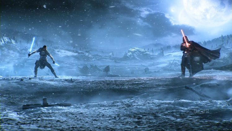 star, Wars, Force, Unleashed, Sci fi, Futuristic, Action