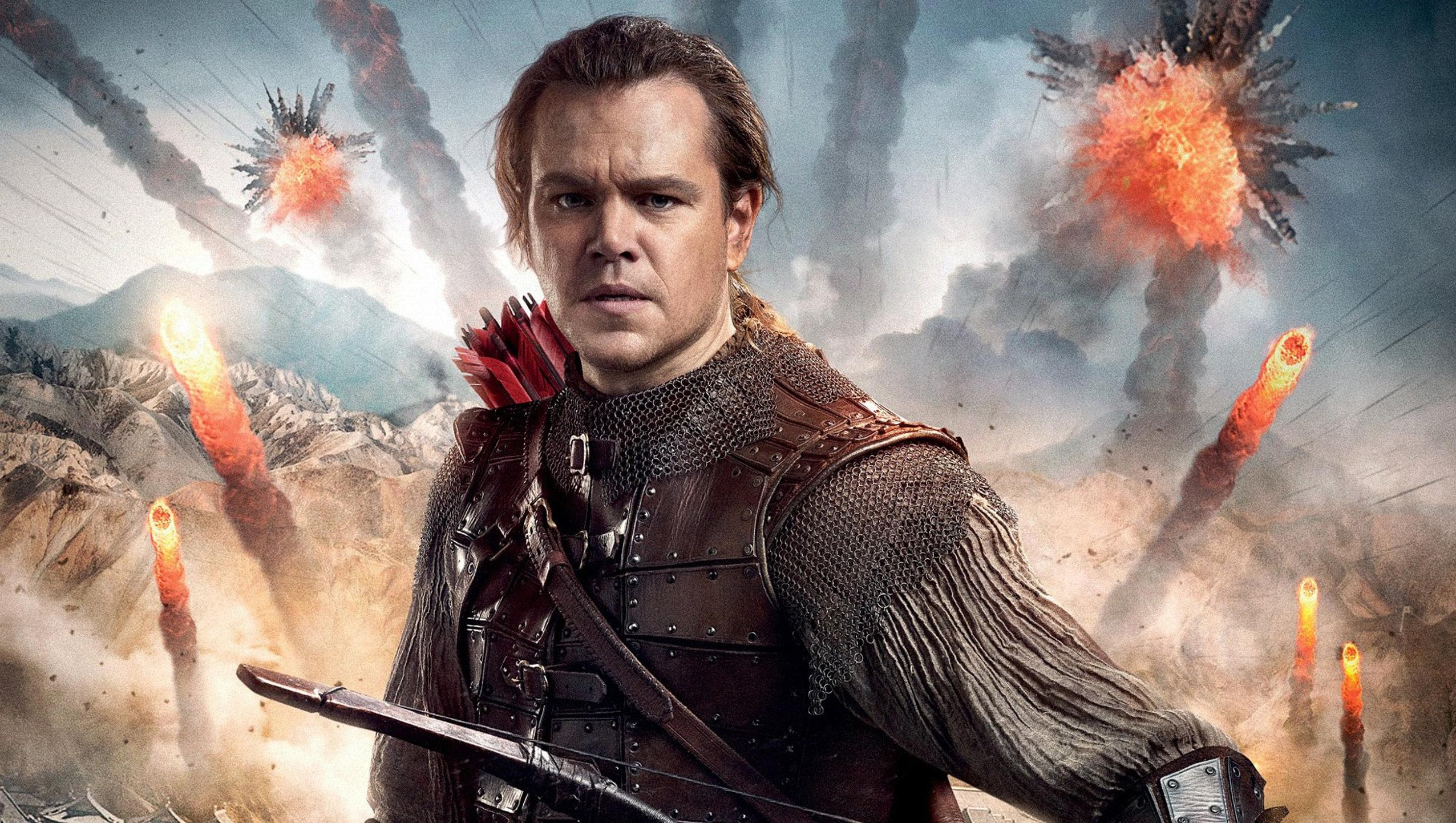 The Great Wall Movie Wallpaper Posted By Christopher Cunningham