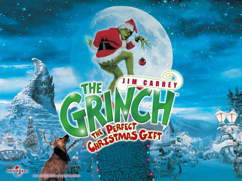 How The Grinch Stole Christmas Wallpaper, Hd Wallpapers