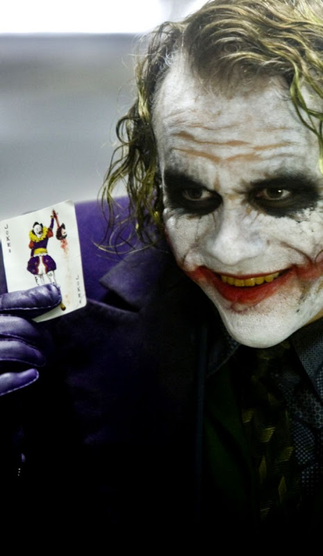 The Joker Iphone Wallpapers Posted By Christopher Thompson