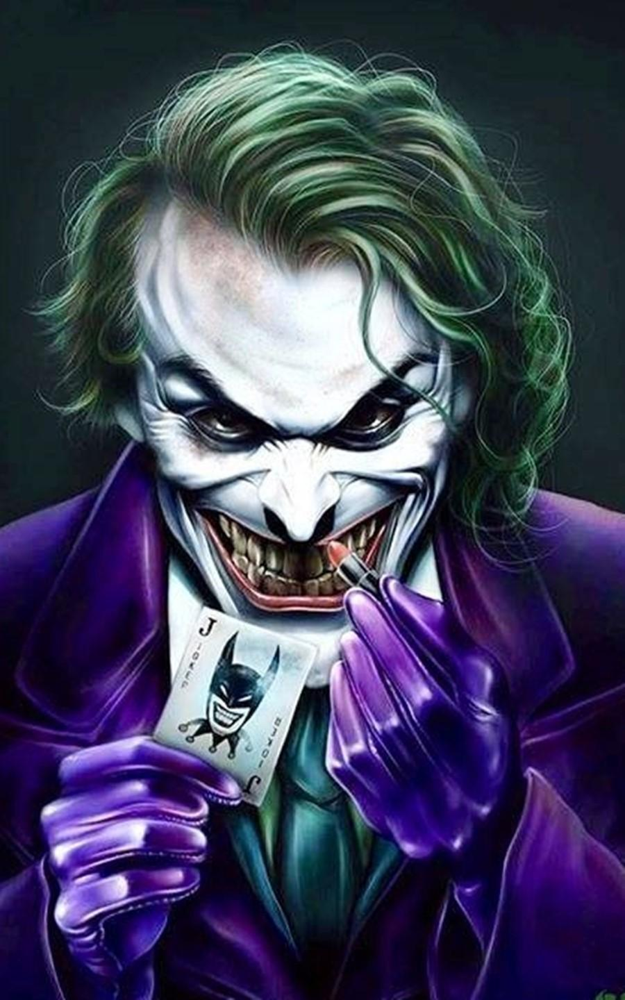 The Joker Wallpaper Hd Posted By Michelle Anderson