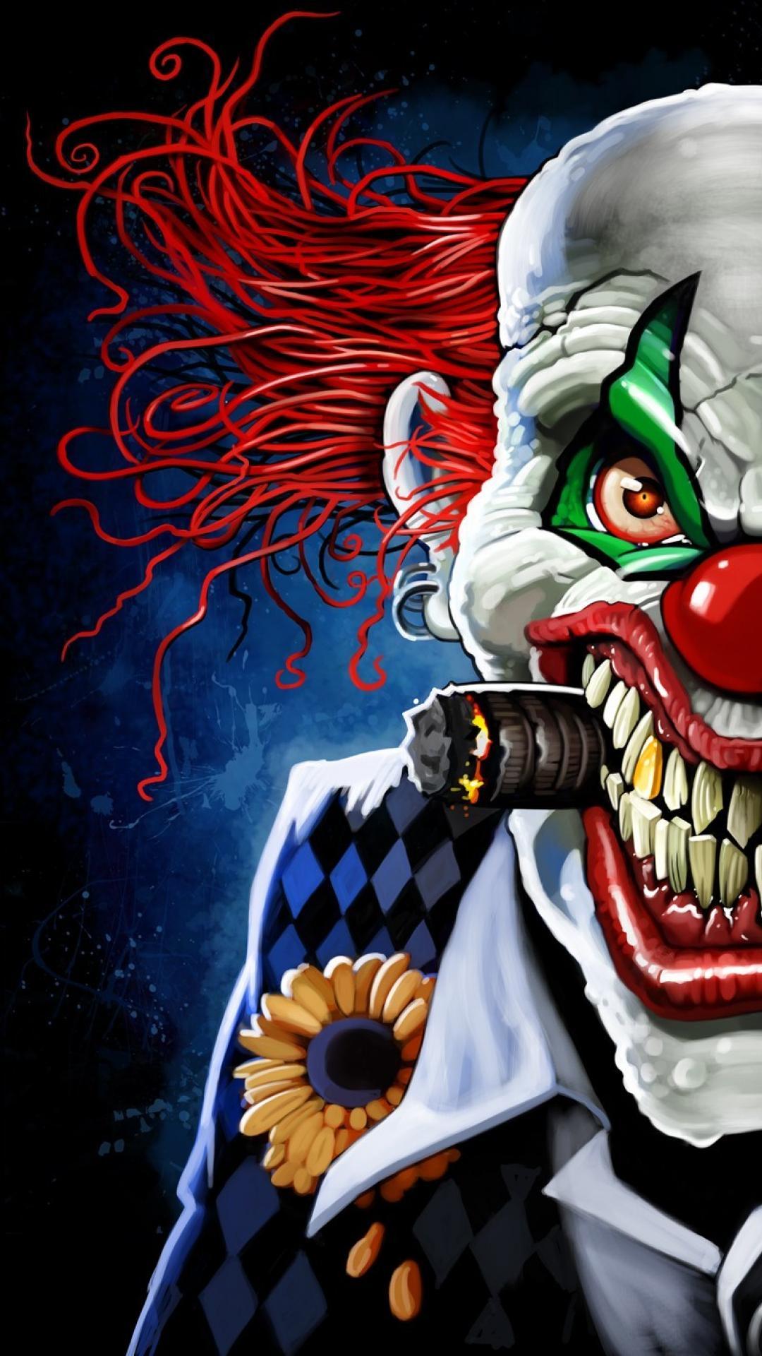 Top Five Wallpaper Gambar Joker Keren 3d
