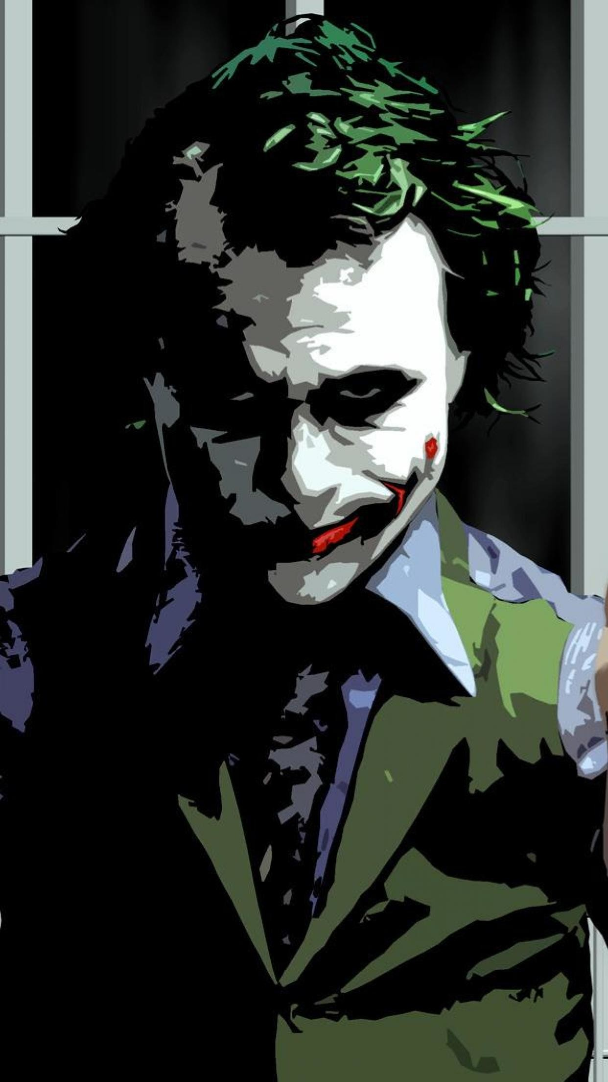 The Joker Wallpaper Iphone Posted By Zoey Thompson