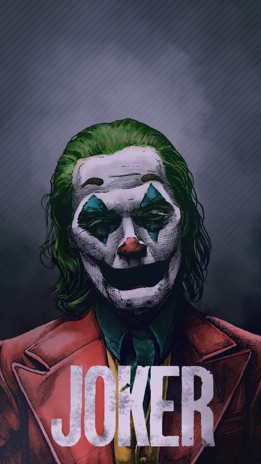 The Joker Movie iPhone Wallpaper Joker hd wallpaper Joker