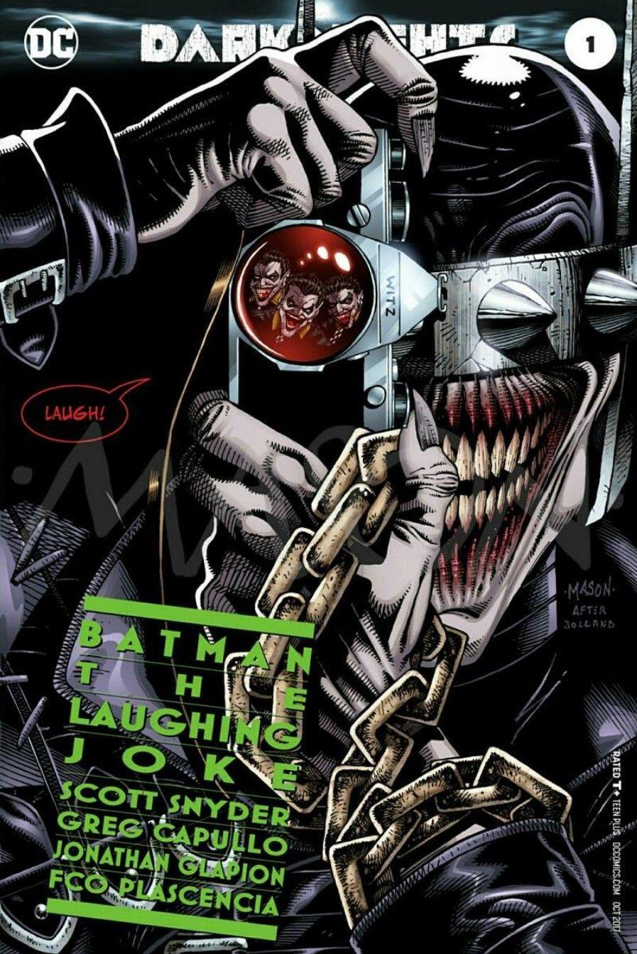 The Killing Joke Wallpaper Posted By John Thompson