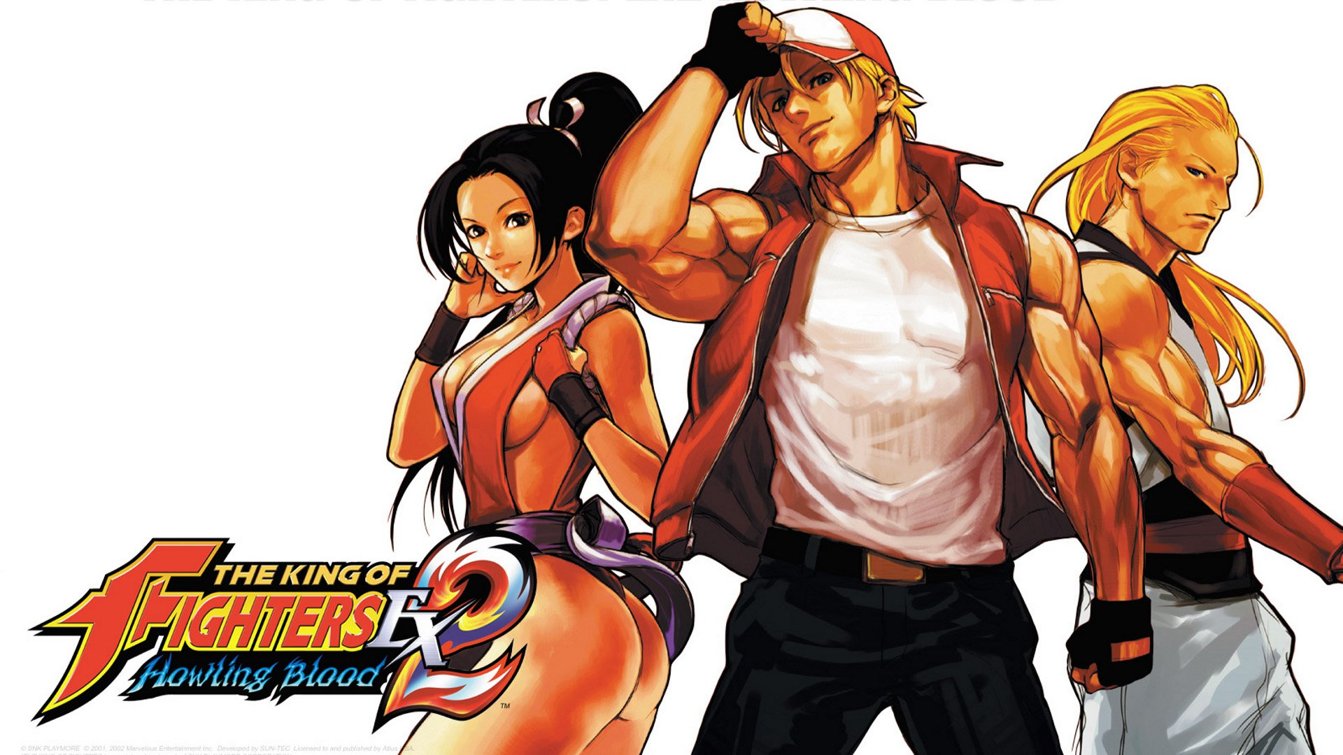 The King Of Fighters Hd Wallpapers Posted By Zoey Peltier