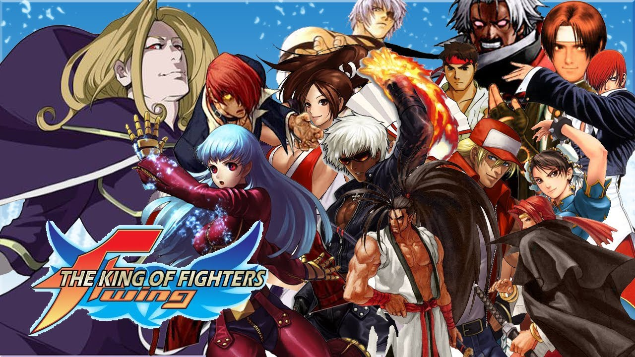 The King Of Fighters Hd Wallpapers