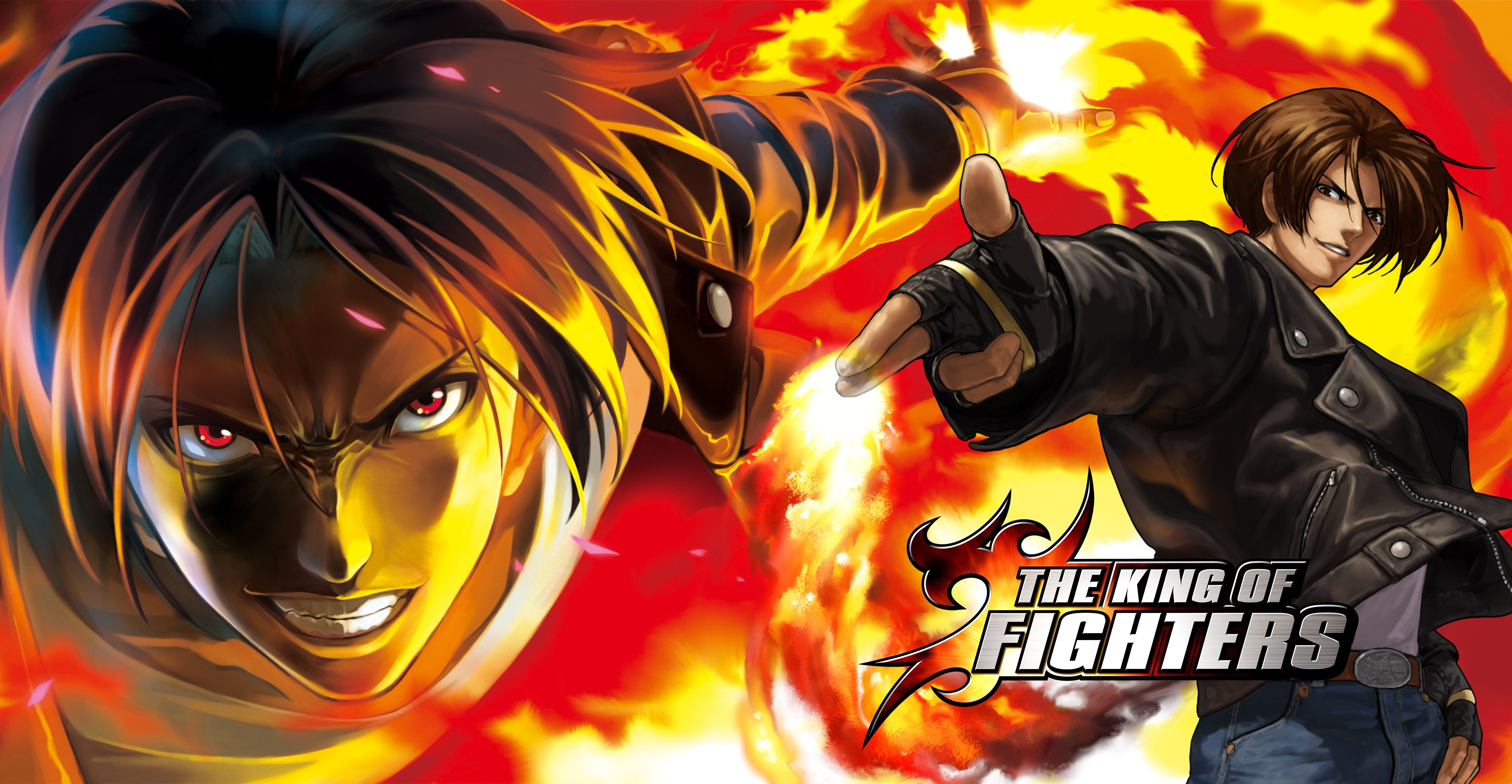 The King Of Fighters Wallpaper Posted By Zoey Simpson