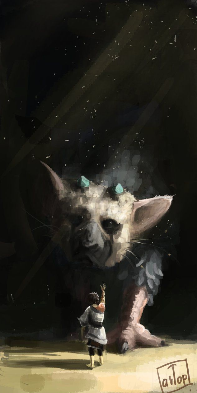 The Last Guardian Wallpapers Posted By John Sellers