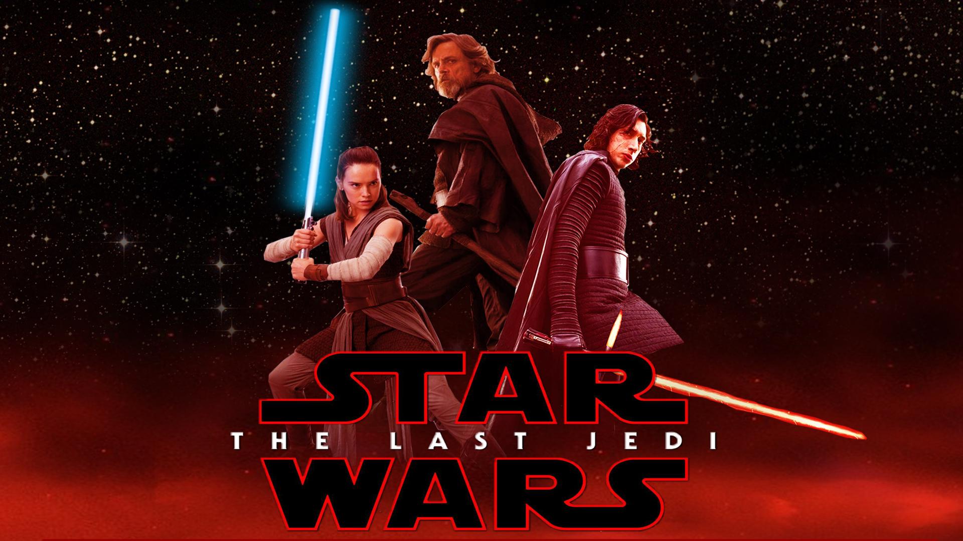 The Last Jedi Desktop Wallpaper Posted By John Johnson