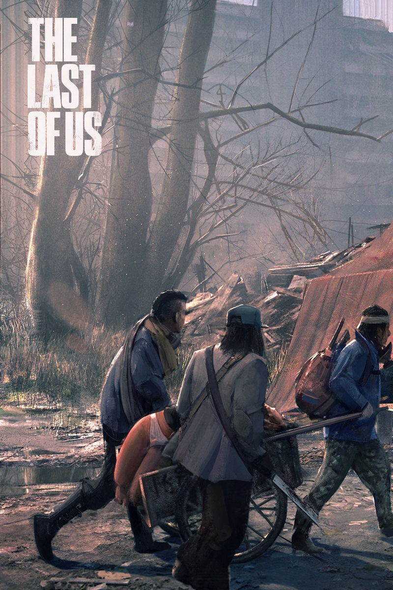 The Last Of Us Iphone Wallpaper Saffron Photography