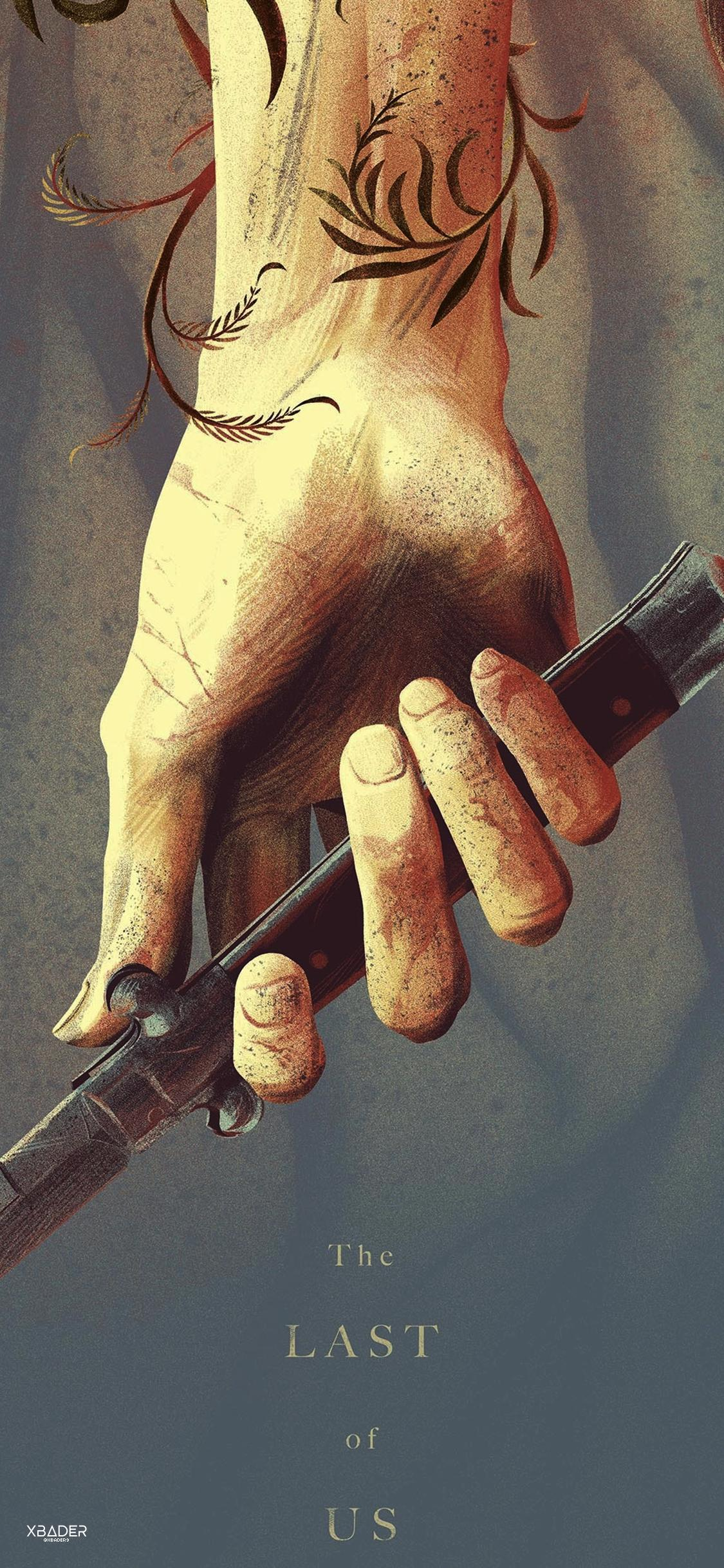 The Last Of Us Iphone Wallpaper Posted By Ethan Peltier