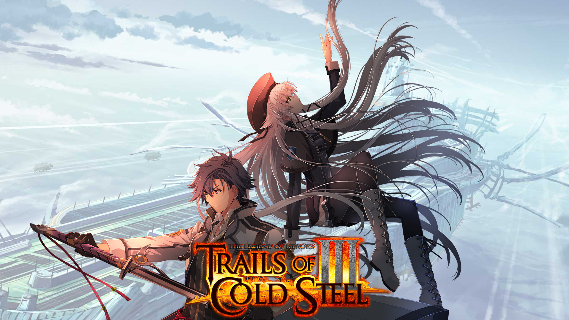 The Legend Of Heroes Trails Of Cold Steel Ii Wallpapers Posted By