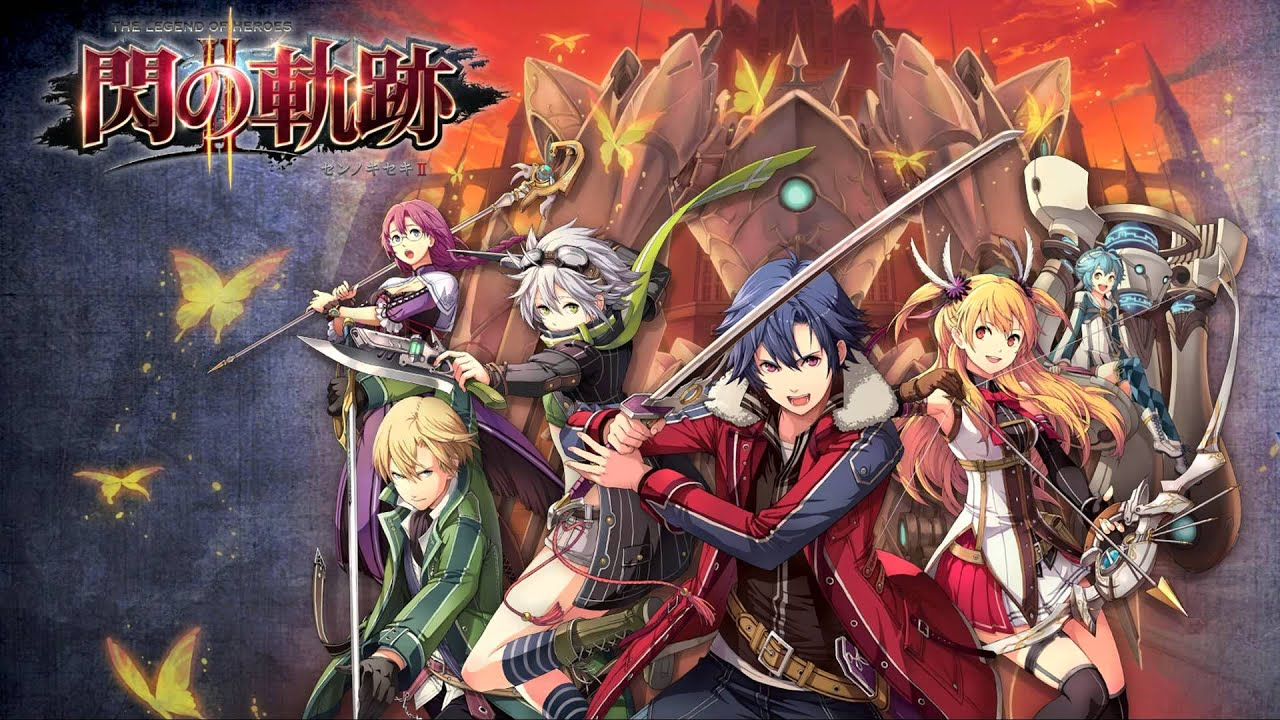 The Legend Of Heroes Trials Of Cold Steel Ii Wallpapers Posted By