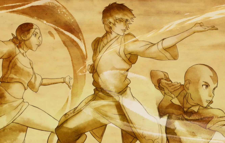 The Legend Of Korra Wallpapers