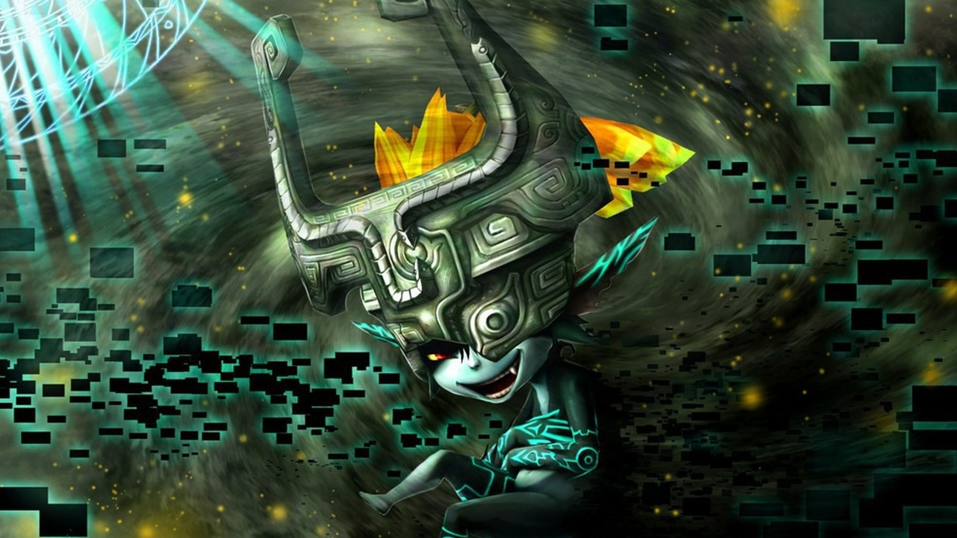 The Legend Of Zelda Twilight Princess Wallpaper Posted By