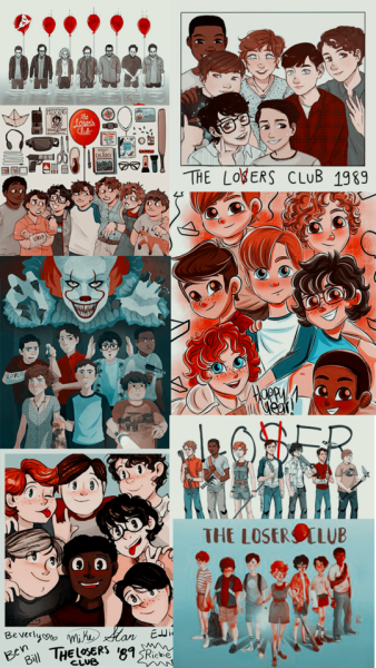 The Losers Club Wallpapers Posted By John Peltier