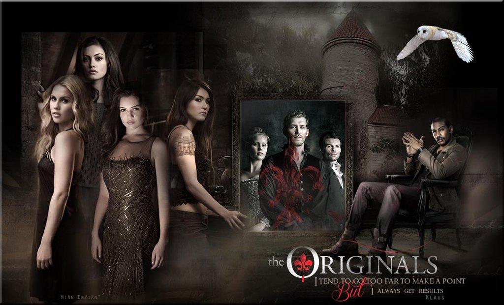 The Originals Klaus Wallpaper Posted By John Johnson