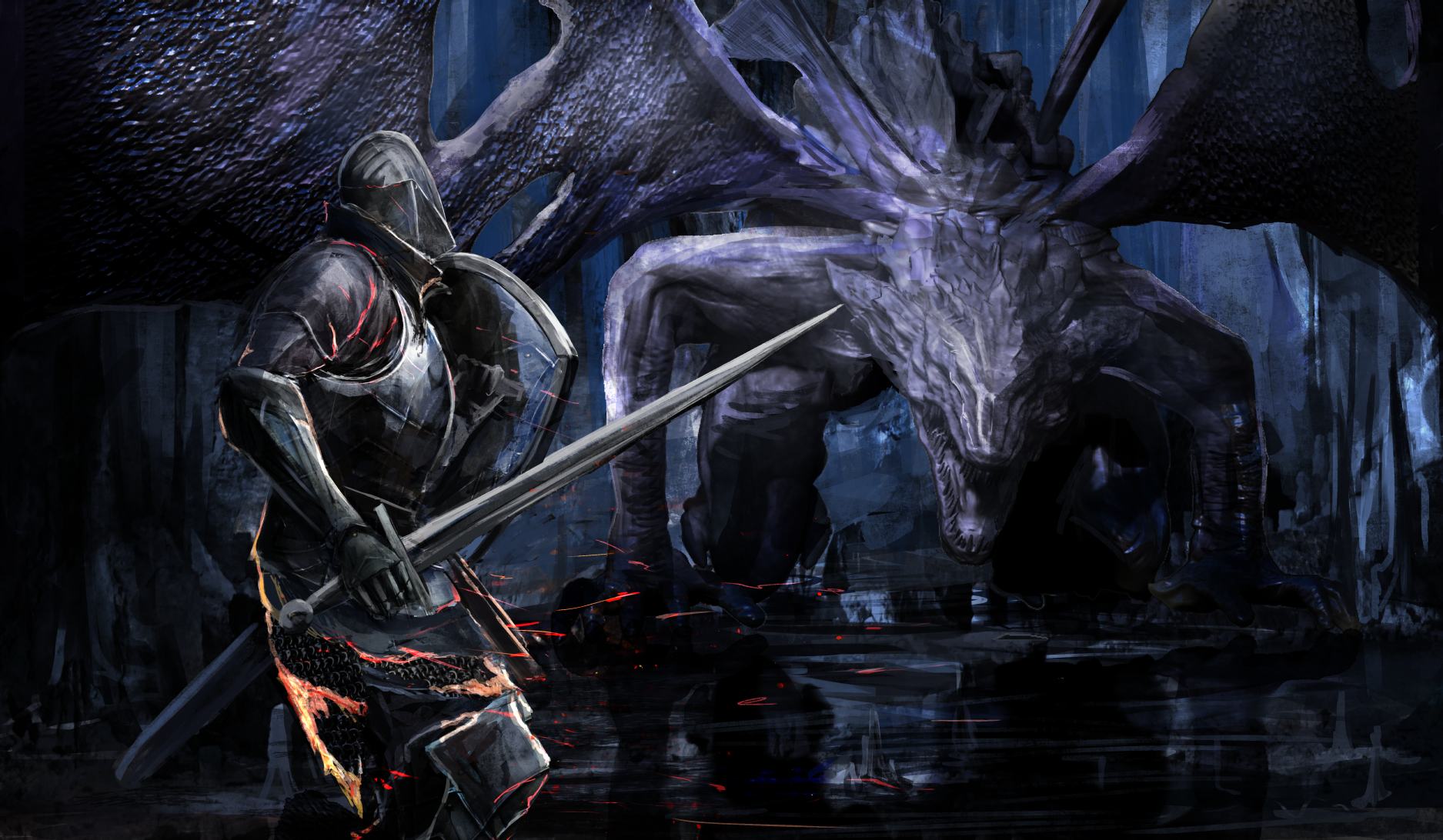 The Ringed City Wallpaper Posted By Michelle Cunningham