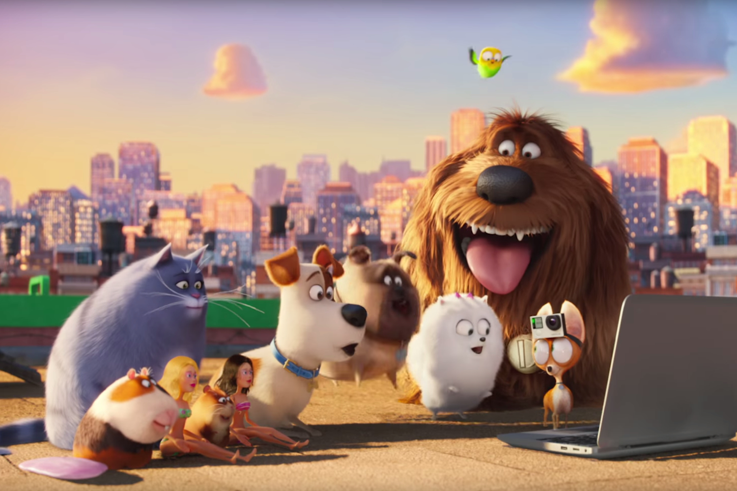 The Secret Life Of Pets 2 Wallpapers Posted By Michelle Johnson