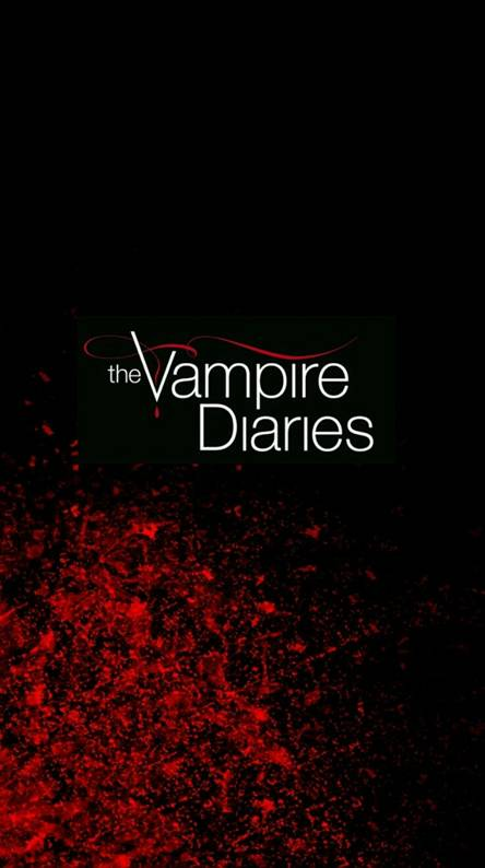 The Vampire Diaries Logo Wallpaper Posted By Christopher Anderson