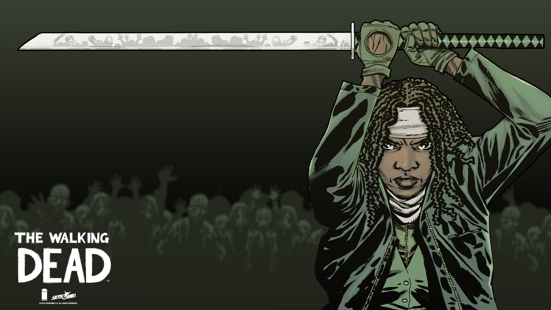 The Walking Dead 1920x1080 Posted By Michelle Mercado