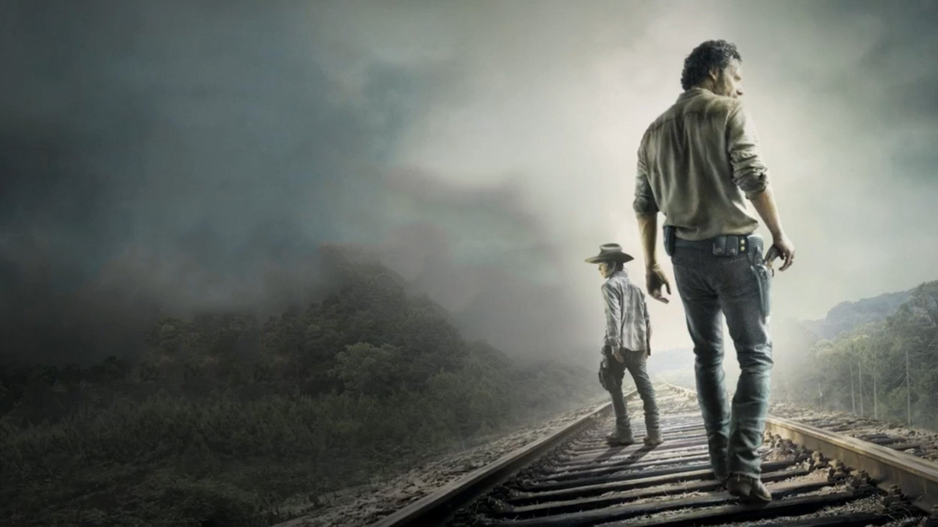 The Walking Dead Free Wallpaper Rick Posted By Samantha Walker