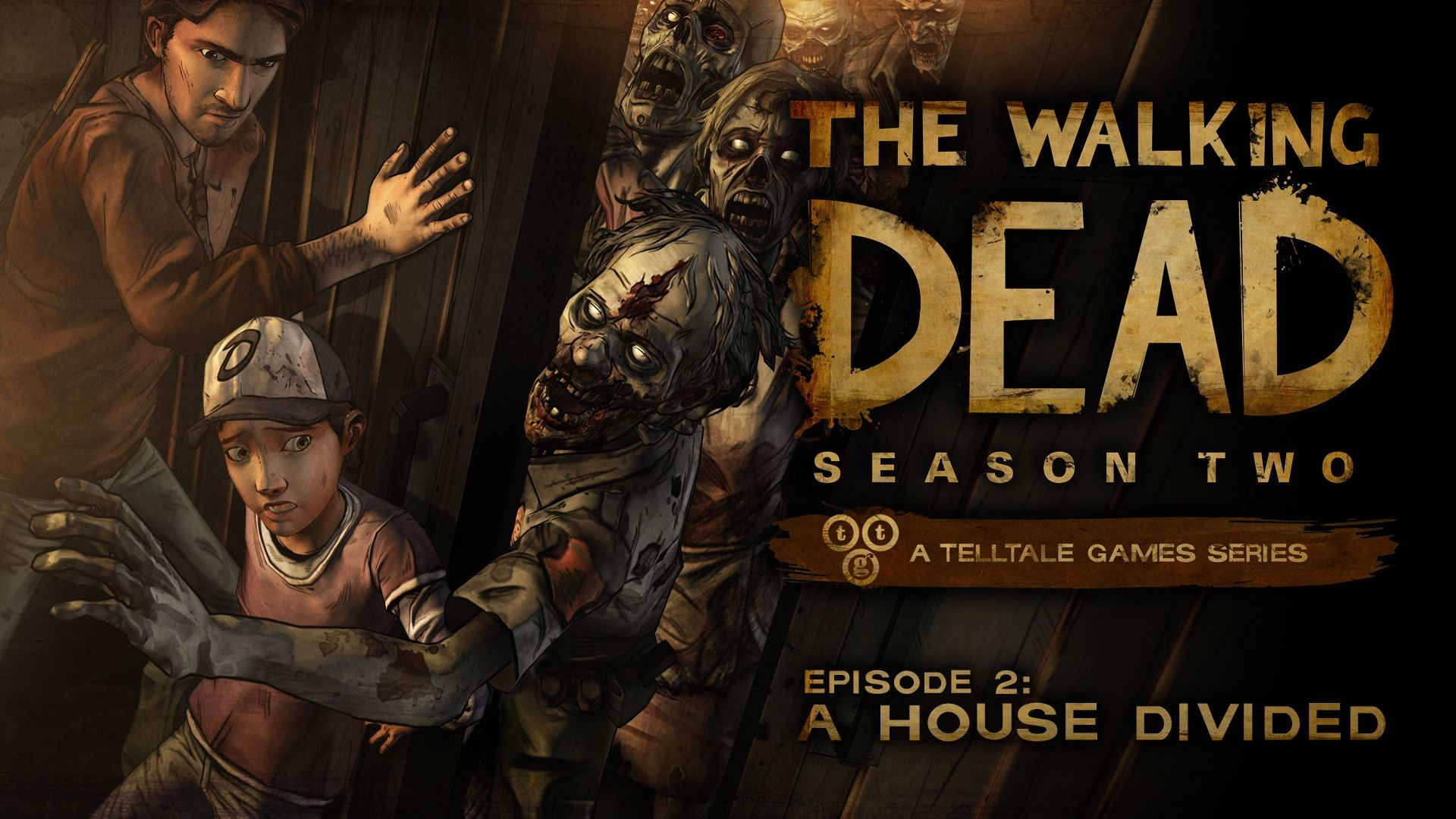 The Walking Dead Game Background