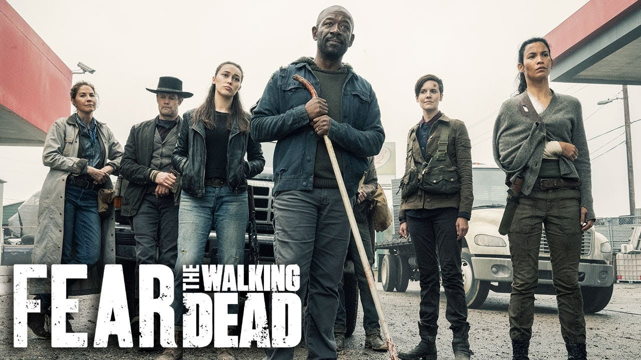 The Walking Dead Season 6 Wallpaper Posted By Samantha Anderson