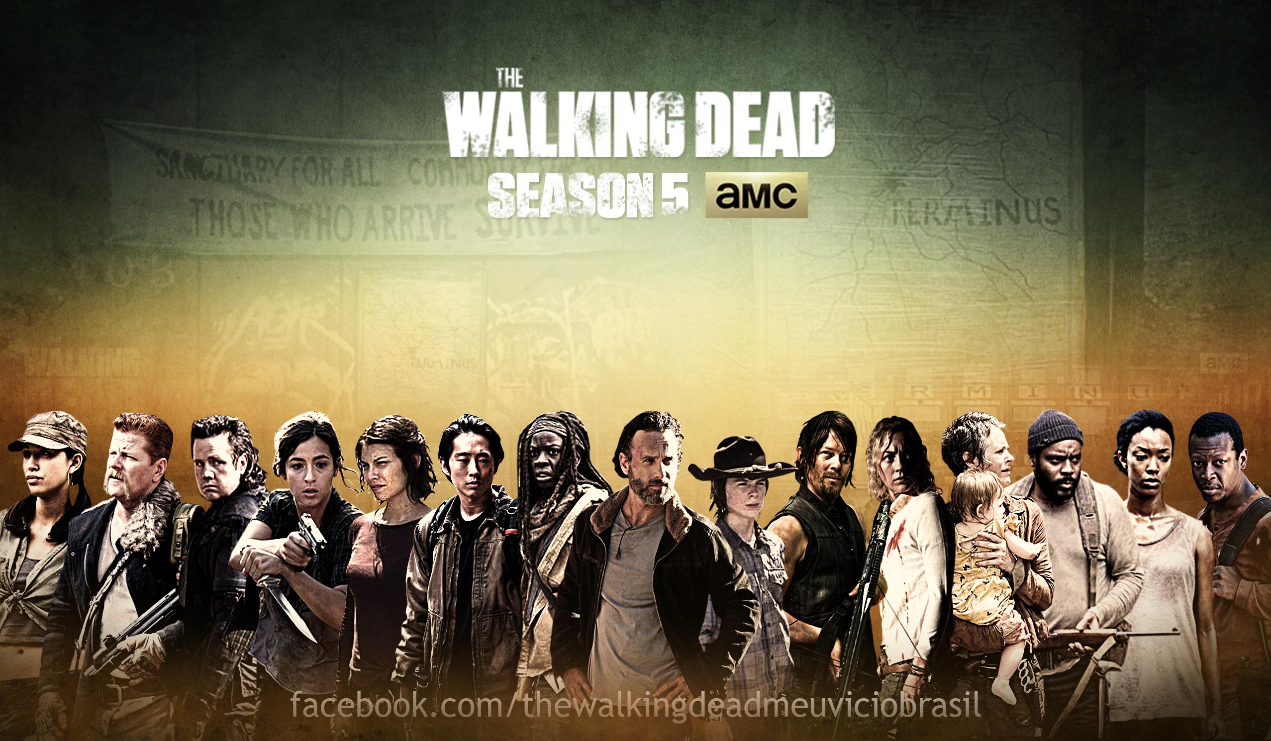 The Walking Dead Season 9 Wallpaper Posted By John Johnson