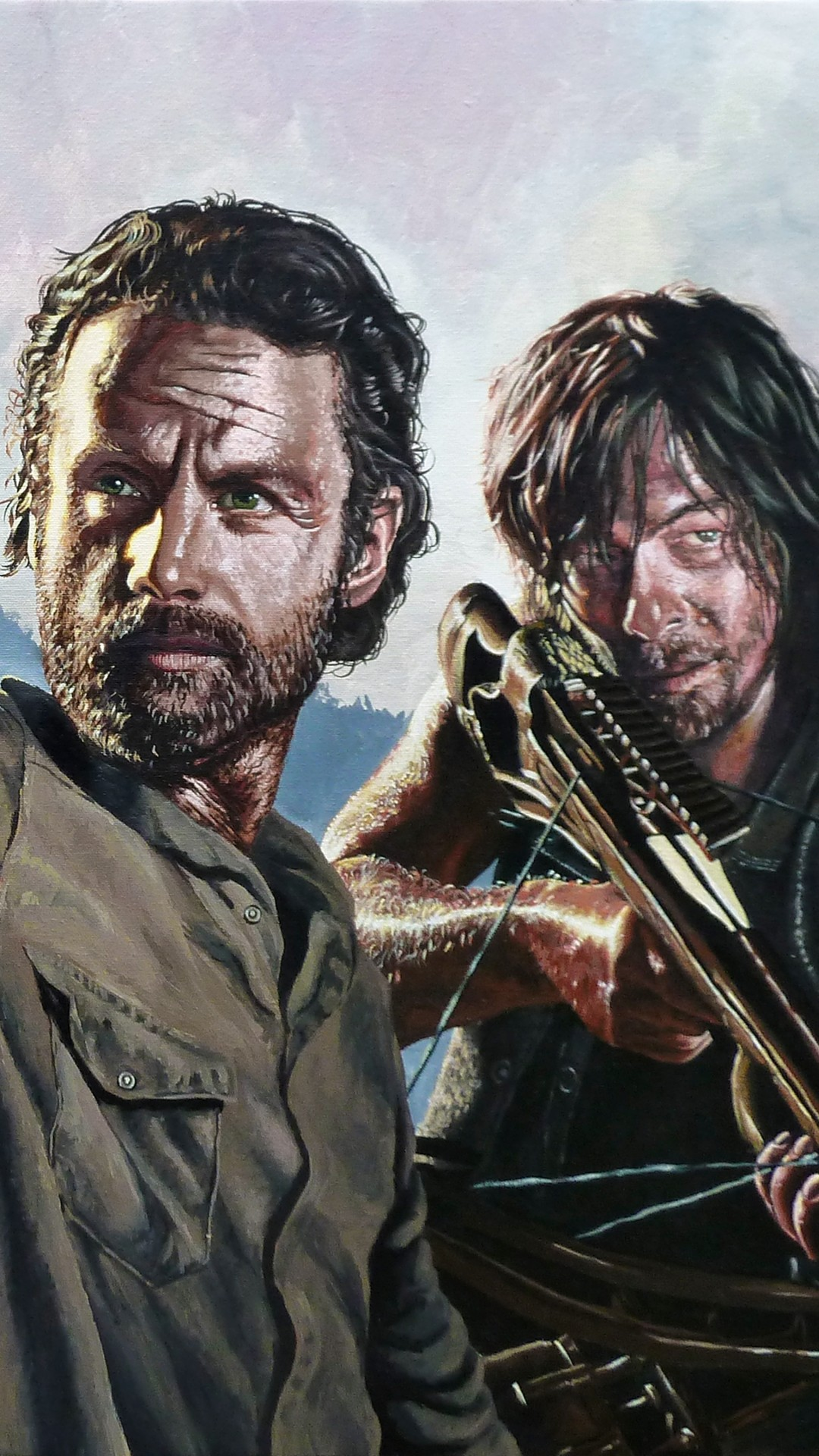 The Walking Dead Wallpaper Android Posted By John Mercado