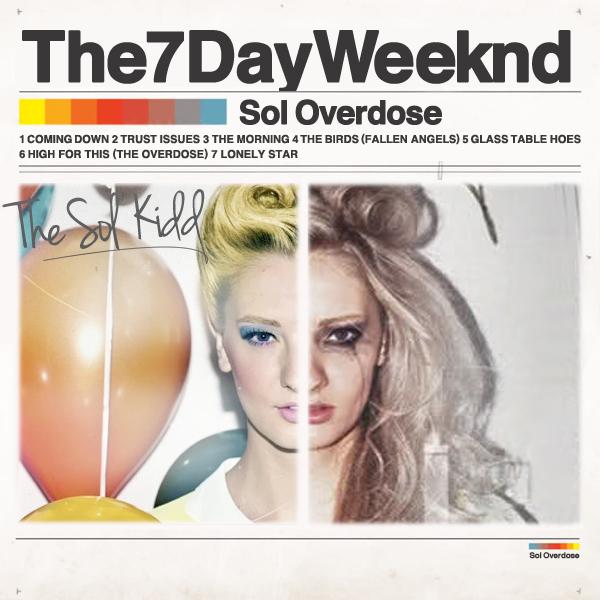 thursday mixtape the weeknd - 600×600