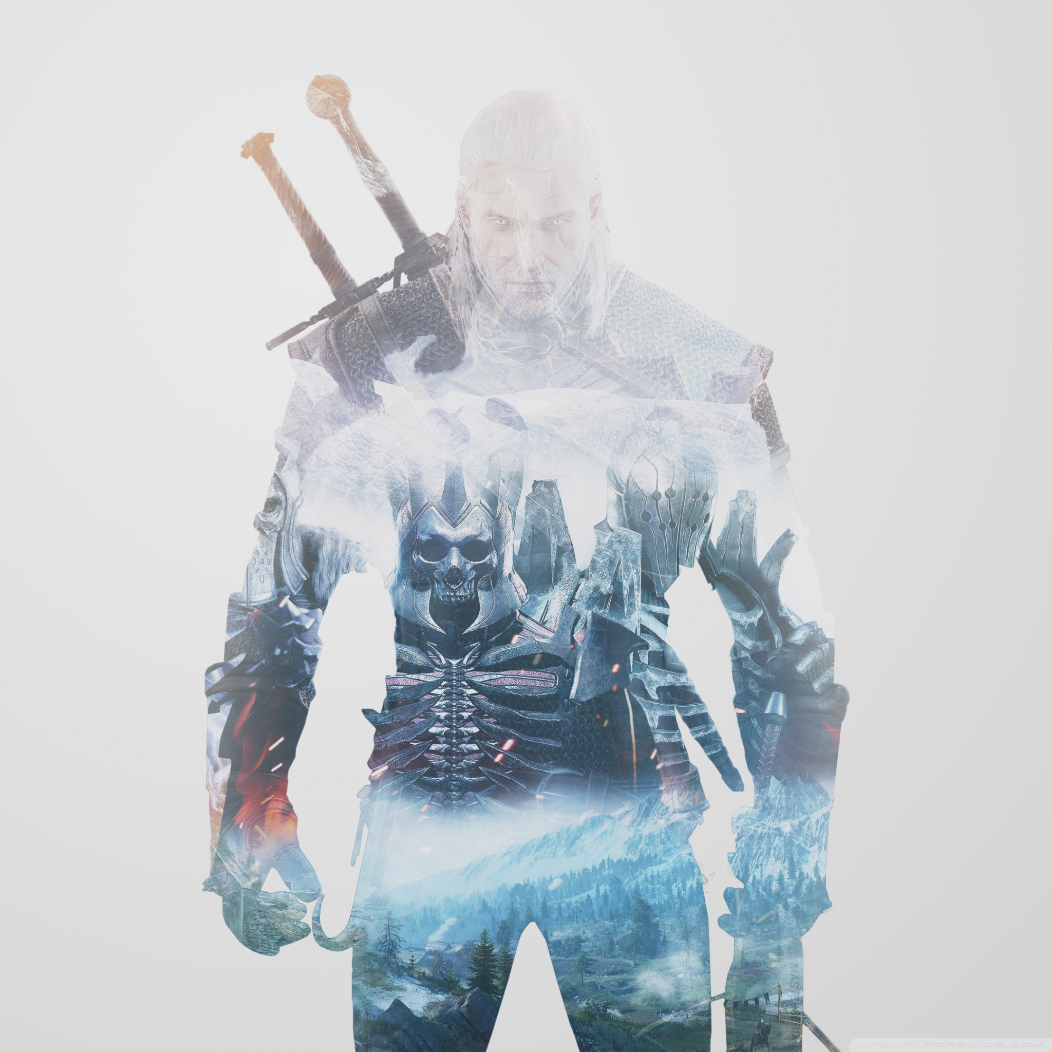 The Witcher 3 Phone Wallpaper