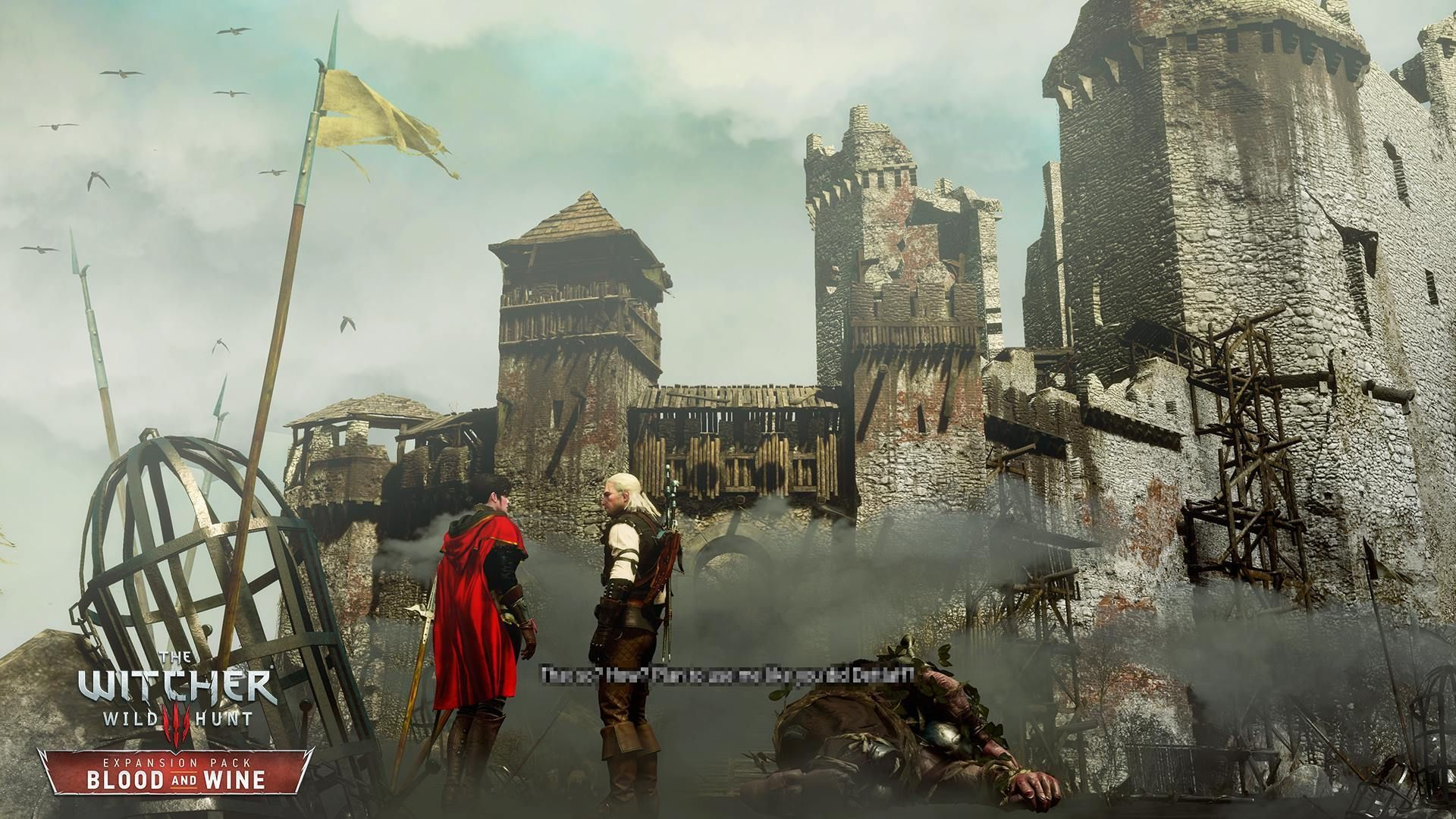 The Witcher 3 Wild Hunt Blood And Wine Toussaint Wallpapers Posted