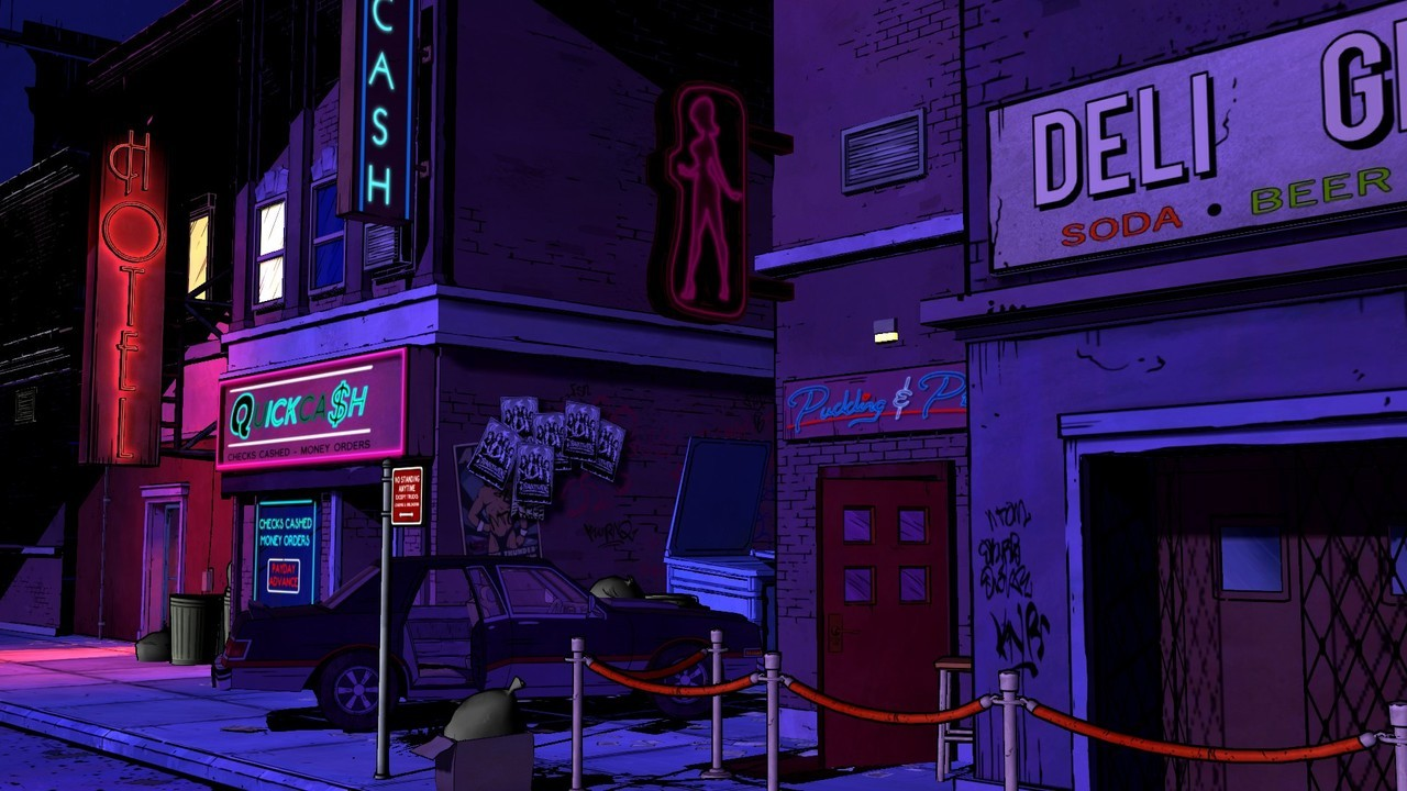 The Wolf Among Us Background Posted By Zoey Johnson