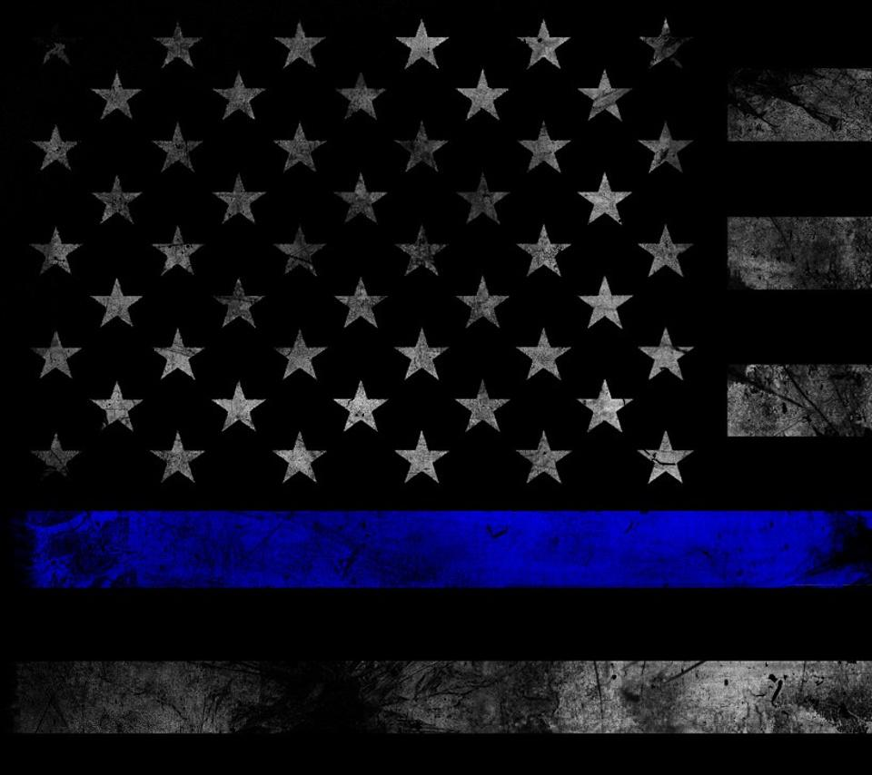 Thin Blue Line Backgrounds Posted By Zoey Sellers