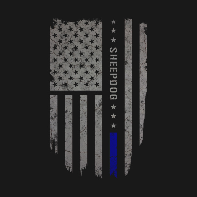 Thin Blue Line Iphone Wallpaper Posted By Christopher Peltier